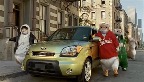Kia Soul Hamster Commerical by The Kia Soul Hamster Commercials A New World On Wheels