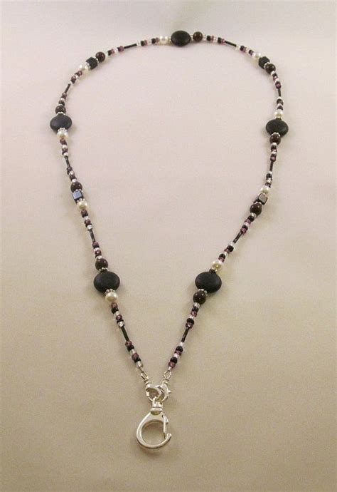 how to make a beaded lanyard necklace 1000 images about jewelry lanyards on
