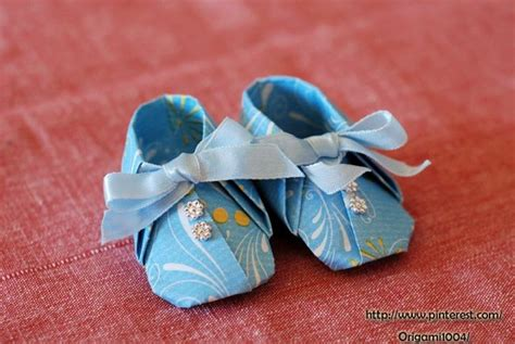 origami baby shoes 1000 images about origami on origami paper