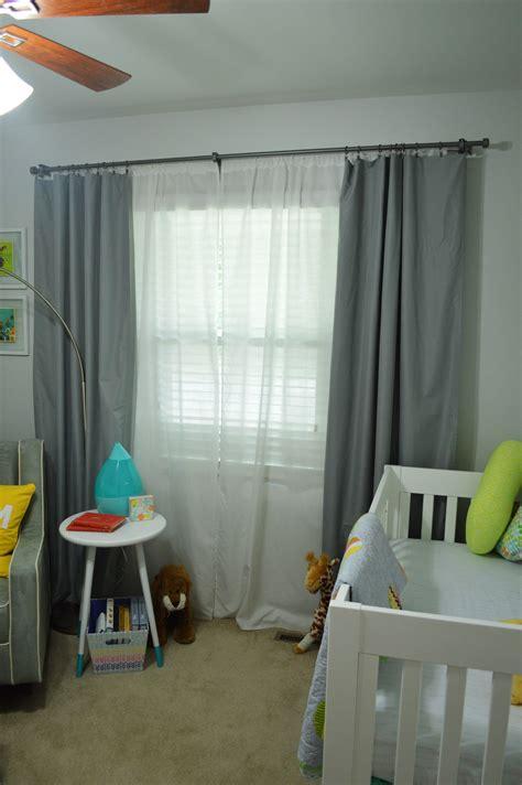 nursery curtain rod nursery curtain rods nautical curtain rod great for a