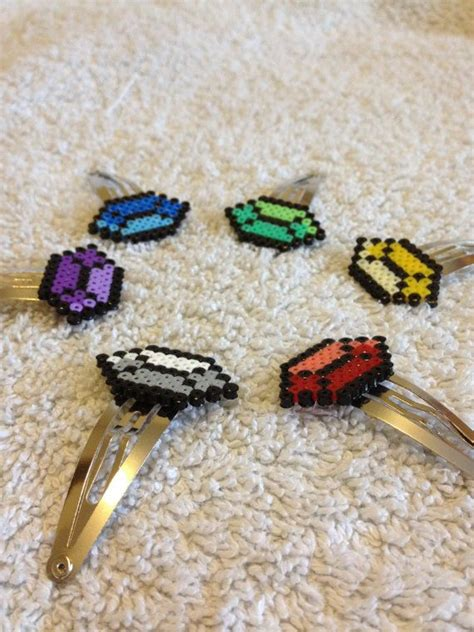 perler bead hair accessories 17 best images about perler bead on perler