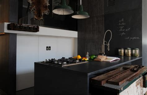 industrial loft kitchen with light industrial style best lighting ideas for your kitchen