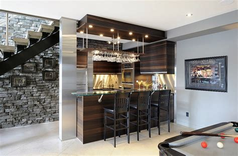 designing a bar 27 basement bars that bring home the times