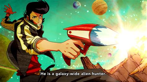space dandy space dandy episode 1