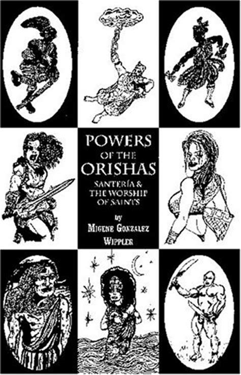 santeria and their meanings who are the seven powers