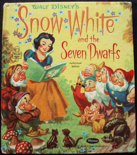 snow white picture book filmic light snow white archive artwork for vintage
