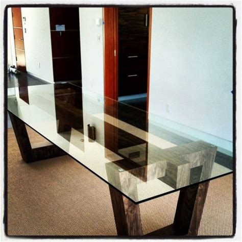 dining room table glass top best 25 table bases ideas on wood table bases