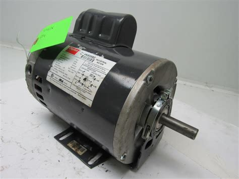 Electric Motor Capacitor by Dayton 4k859be 3 4 Hp Electric Motor Capacitor Start 115