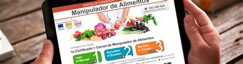 carnet de manipulador de alimentos por internet manipulador de alimentos nueva web