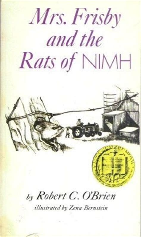 mrs frisby and the rats of nimh pin by keith on books writers children s