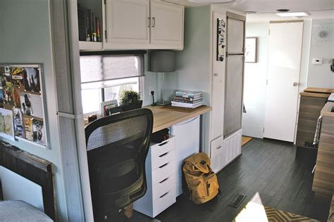 Fleetwood Terry Travel Trailer Floor Plans 27 amazing rv travel trailer remodels you need to see