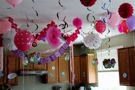 ideas at home home design bday decoration ideas at home simple