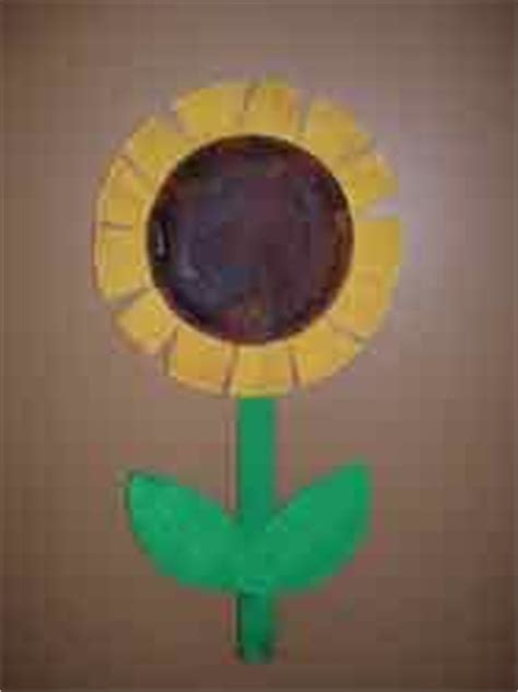 sunflower paper plate craft paper plate sunflower craft for a christian reference