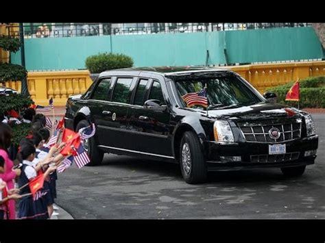 Obama Cadillac by Barack Obama And Cadillac One Visit