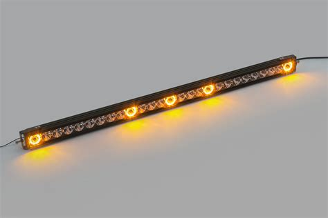 bar led lights quadratec 174 j5 led light bar with clearance cab