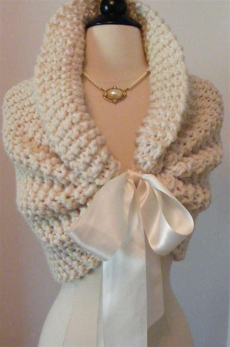 wedding bolero knitting pattern wedding shawl bolero shrug bolero bridal