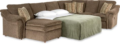 sectional sofa with sleeper and recliner 4 sectional sofa with ras chaise and sleeper by