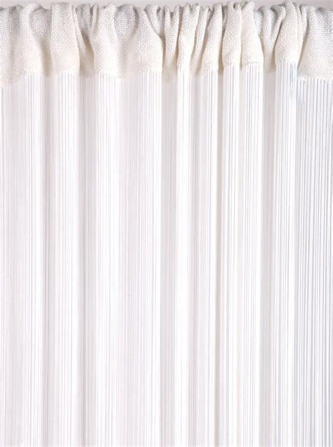 string curtains string curtains white string curtains 7 to 30