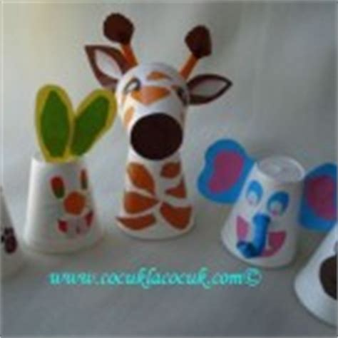 paper cup animals craft paper cup crafts for crafts and worksheets for