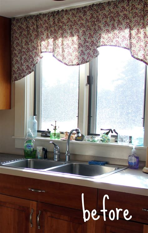 curtain ideas for kitchen windows kitchen sink curtain ideas home the honoroak