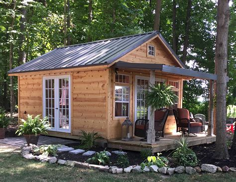 Build A Porch Roof by Garden Shed With Porch 183 Recreation Unlimited