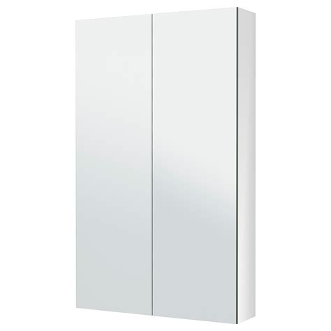 mirror cabinet door godmorgon mirror cabinet with 2 doors 60x14x96 cm ikea