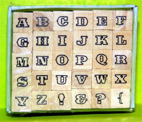 rubber st set alphabet alphabet rubber st new set time west 30 sts