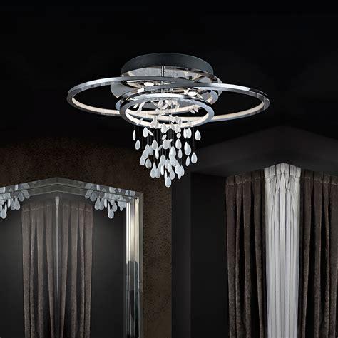 modern contemporary ceiling lights contemporary chrome ceiling light