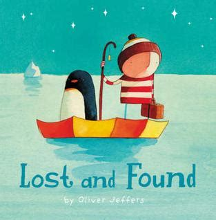 lost and found picture book lost and found book
