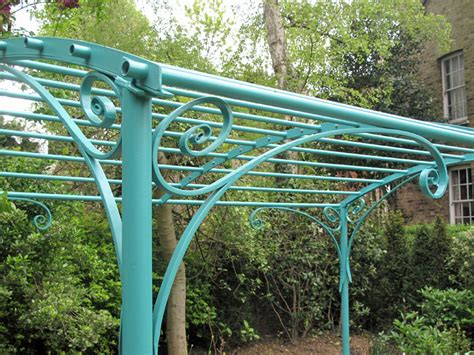 wrought iron pergola kits and exporter of wooden and iron furniture deals in antique