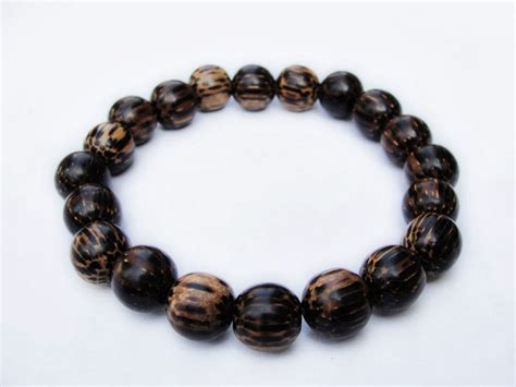 wood bead bracelets our new wood collection at boybeads stretch bead