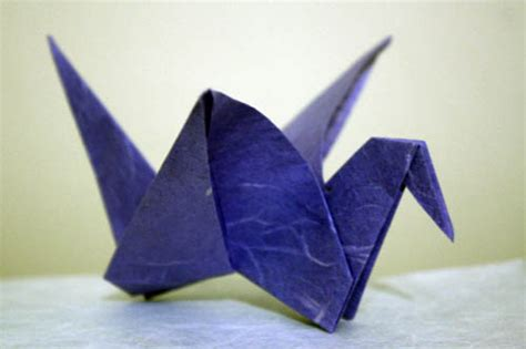 origami flying crane origamisan origami flying crane