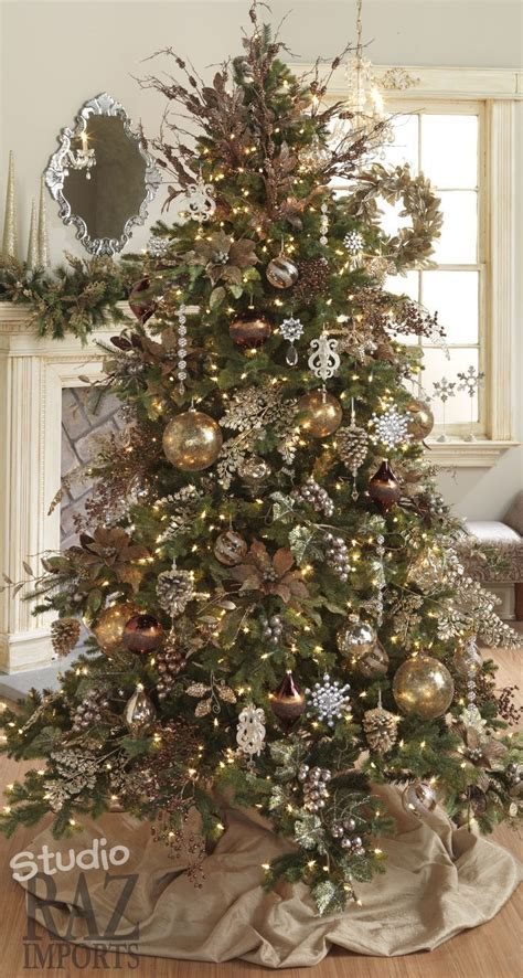 brown decorated tree best 25 brown decorations ideas on