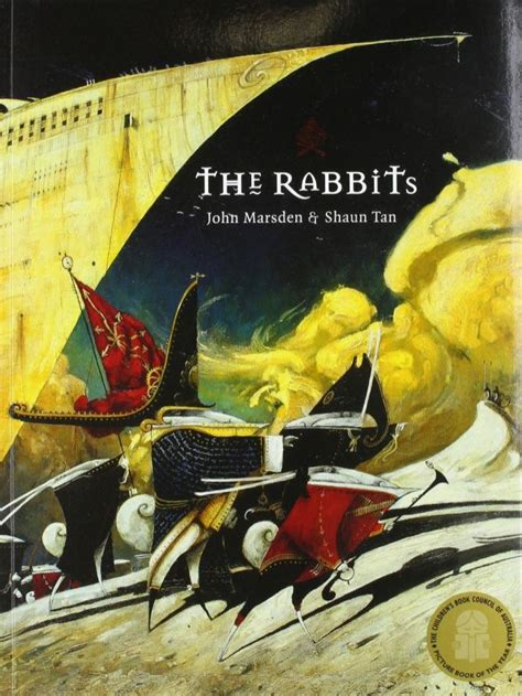 the rabbits picture book the rabbits book cover books and arts abc radio