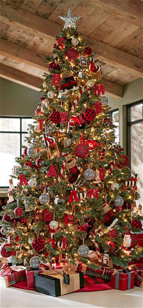 tree deco rustic decorating ideas country decor