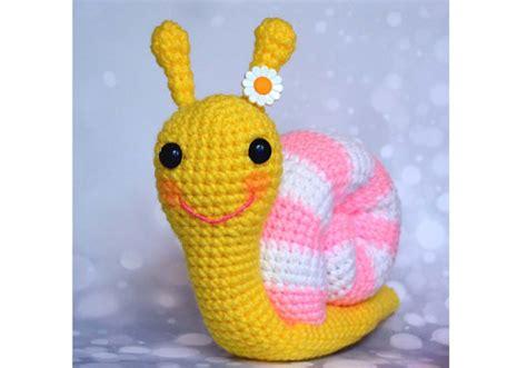 amigurumi knitting patterns for beginners crochet pattern amigurumi snail crochet pattern