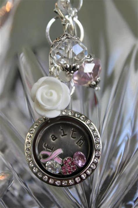 how to put charms in origami owl locket cancer faith origami owl living locket origami owl at