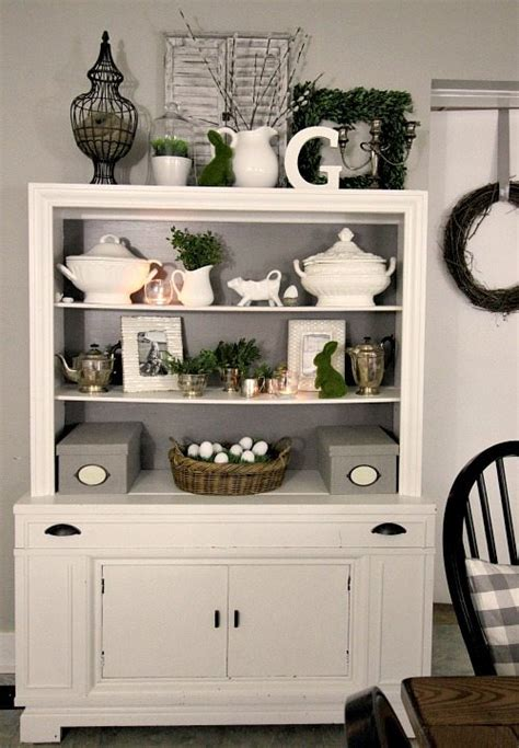 kitchen hutch decorating ideas decorating ideas for kitchen hutch 28 images decor for