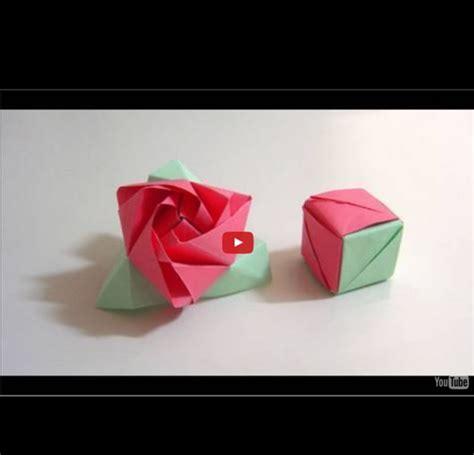 Origami Magic Cube Valerie Vann Pearltrees