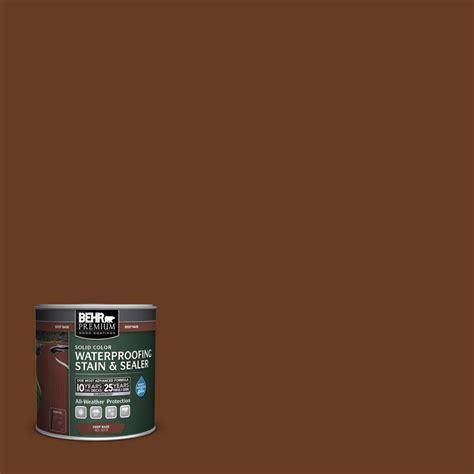 behr paint color new chestnut behr premium 8 oz sc110 chestnut solid color