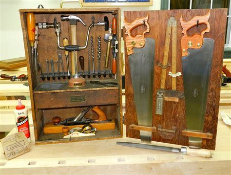 Woodworking Tools Starter Kit Historical Perspective