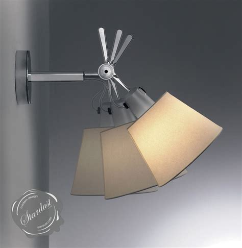 bedroom wall sconces lighting bedroom reading wall lights artemide tolomeo wall laps