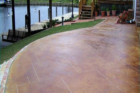 cement patio ideas cement patio flooring ideas house decor ideas