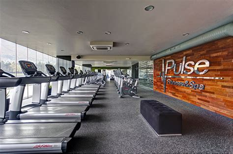 One Bedroom Studio Apartments fitness amp sports emirates residence