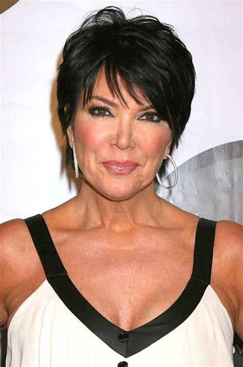 kris jenner haircut celebrity hairstyles kris jenner popular haircuts