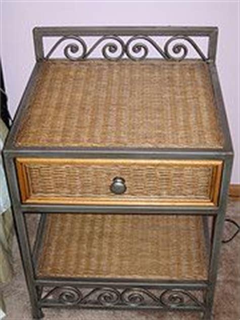 pier 1 wicker metal 6 drawer dresser home pier 1 wicker metal 6 drawer dresser home