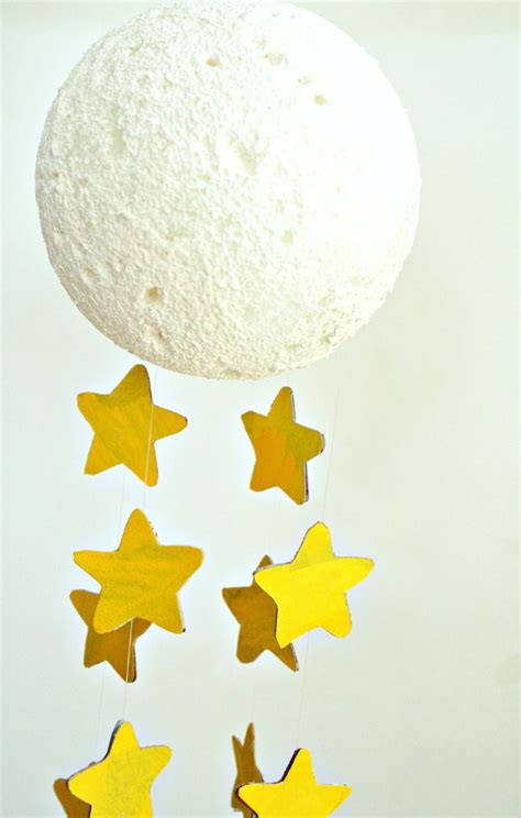 moon craft for moon craft mobile for fantastic learning