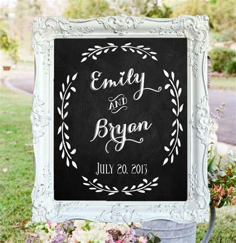 chalkboard diy wedding 17 best ideas about wedding chalkboards on