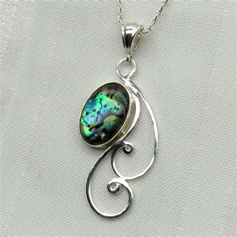 how to make abalone jewelry abalone necklace paua shell pendant paua shell jewelry