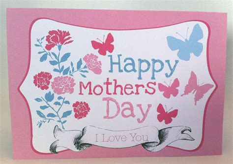 how to make the best mothers day card a of cards